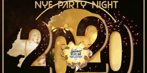 Latinos Resto Bar -New Year's Eve Party-