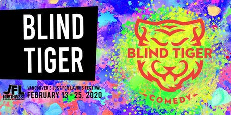 Best of Blind Tiger Comedy tickets