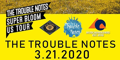 The Trouble Notes wsg Escaping Pavement
