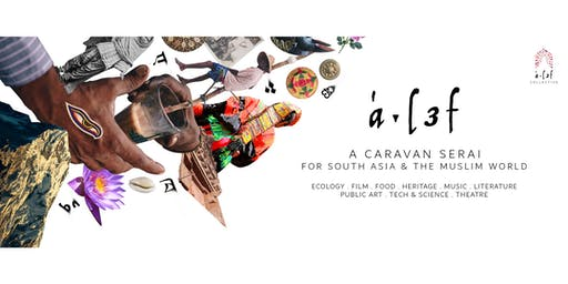 Aleph pop-up in Dec! A Caravan Serai for South Asia & Muslim World