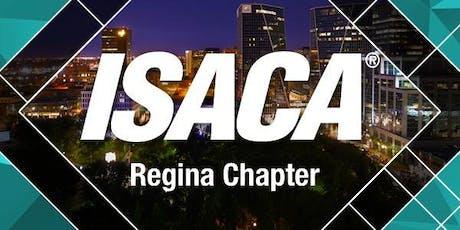 ISACA Regina Chapter - Holiday Luncheon 2019 tickets