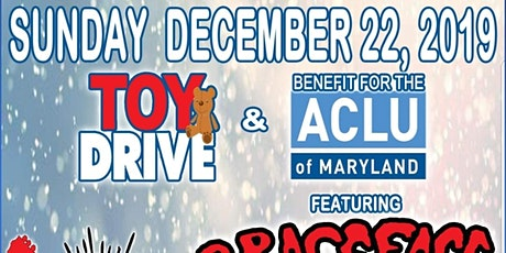 Toy Drive and Benefit for the ACLU of Maryland tickets