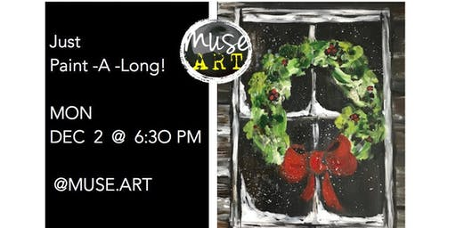 Muse Art : Canvas P A I N T - A - L O N G