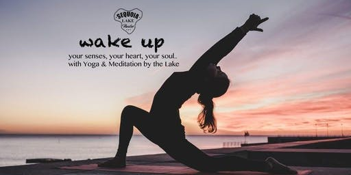 Wake Up Yoga by the Lake - 8th December 2019