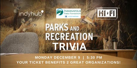 INDYHUB EXCLUSIVE   Parks and Rec© Trivia tickets