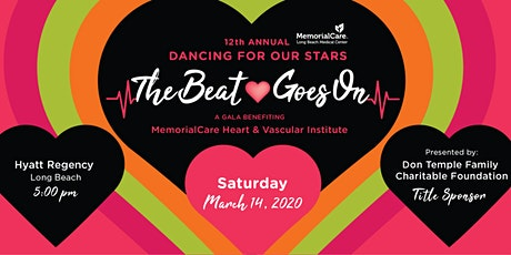 """Dancing for our Stars - """"The Beat Goes On"""" Gala - Volunteer Registration tickets"""