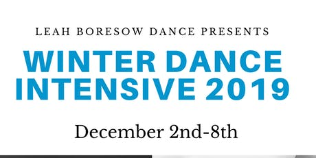 LBD Winter Intensive tickets
