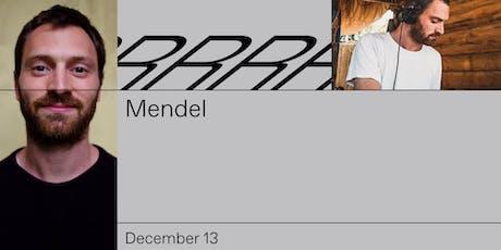 Mendel tickets