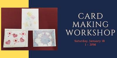 Card Making Workshop