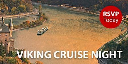 Cruise Night Featuring Viking Cruises at Expedia Orlando Shingle Creek