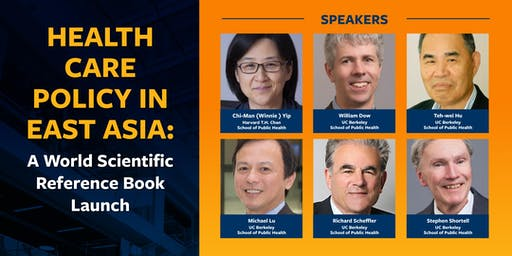 Health Care Policy in East Asia: A World Scientific Reference Book Launch