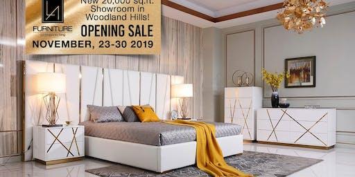 New Showroom - gifts, massive savings and more!
