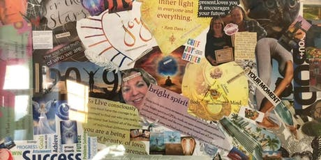 Angelic Call of 2020 Vision Board Workshop tickets