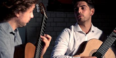 Chuva Guitar Duo tickets