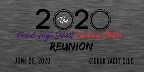 Class of 2000 KHS & CSHS 20 Year Reunion tickets