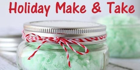 Holiday Make & Take Event tickets