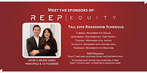 Meet the REEP Equity Team - Houston