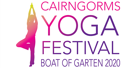 Cairngorms Yoga Festival 2020 tickets