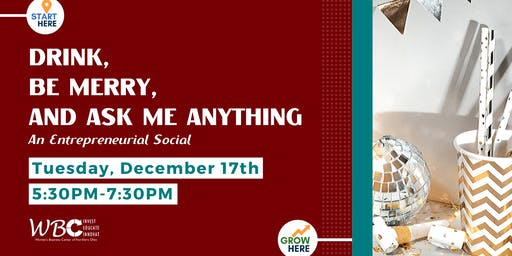 Start Here: Meet, Greet, Be Merry: Ask Me Anything