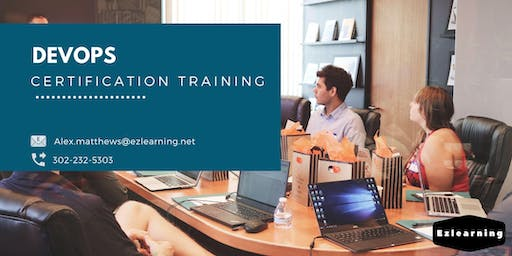 Devops Classroom Training in Châteauguay, PE