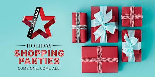 MOA Holiday Shopping Party