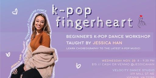 Pop Up K-pop Beginner Dance Workshop!