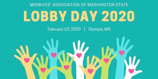 MAWS Lobby Day 2020