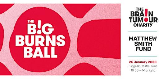 The Big Burns Ball 2020