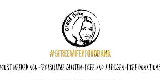 GFreeWifey Food Bank, Barrie Gluten-free Meet n Greet & Bread tasting.