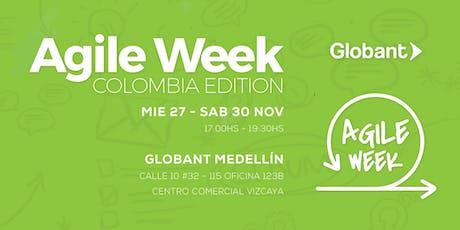 Agile Week Medellín entradas