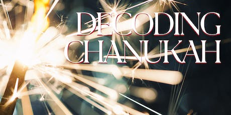 Decoding Chanukah 2-week course | Highland Park tickets