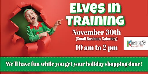 Elves in Training