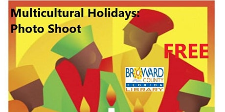 HOLIDAY PHOTO SHOOT: Multicultural Holidays West Regional Library tickets
