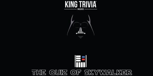 King Trivia Presents: A Star Wars Themed Event.