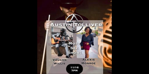 Austin Tolliver-New Music Release Event