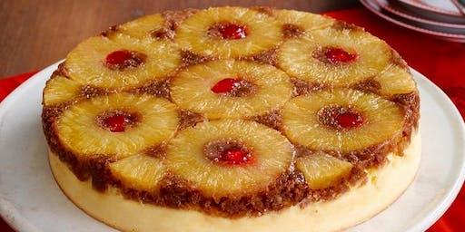 Taste of Sweet & Spicy Cheesecake Tasting