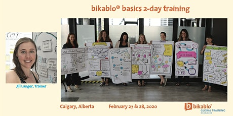 Bikablo® Basics 2-Day Visual Training tickets