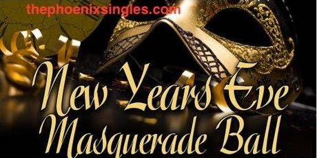 Phoenix Singles New Year's Eve Masquerade Ball tickets