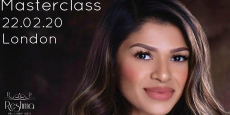 Masterclass 2020 by Reshma tickets