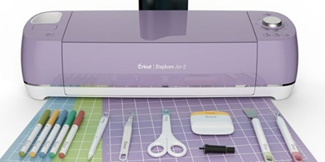 Adult Craft Connection | Cricut 101 tickets