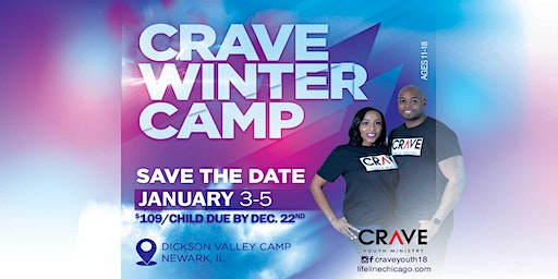 CRAVE Youth Ministry - Winter Camp 2020