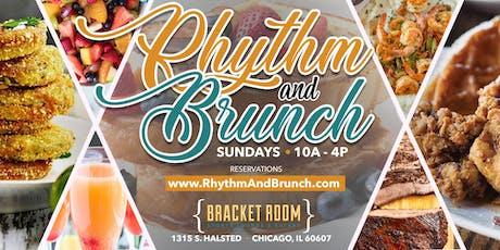 BIRTHDAY RESERVATIONS: RHYTHM & BRUNCH tickets