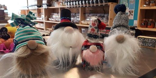 Christmas 'Sock Gnomes' Workshop