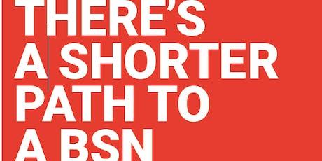 University of Phoenix RN to BSN Program tickets
