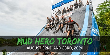 Mud Hero - Toronto tickets