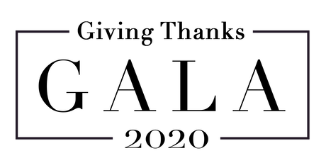 Giving Thanks Gala 2020 tickets