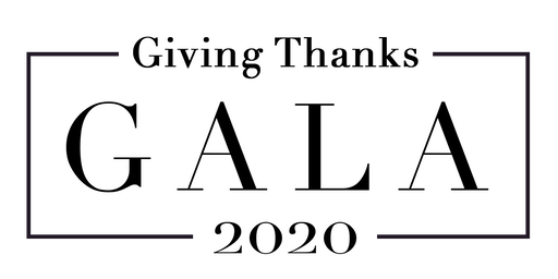 Giving Thanks Gala 2020