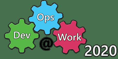 DevOps @ Work 2020 biglietti