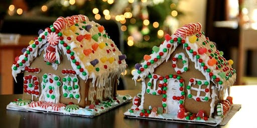 Gingerbread House Making for Kids (and Adults)!