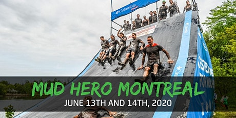 Mud Hero - Montreal tickets